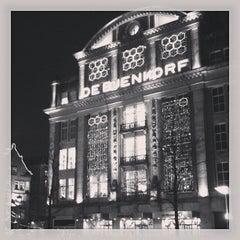 Photo taken at De Bijenkorf by Juan M. on 12/22/2012