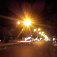 Photo taken at Naranpura Crossroads by Kishan P. on 6/3/2013