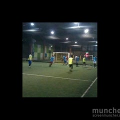 Photo taken at Planet Futsal by hairil p. on 11/9/2012