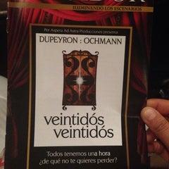 Photo taken at Teatro Ofelia by Carime S. on 9/22/2013