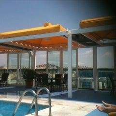 Photo taken at Athens Ledra Hotel by detcherin on 6/29/2013