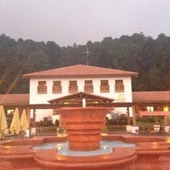 Photo taken at Hacienda Real Tecpan by Joseph N. on 11/2/2012