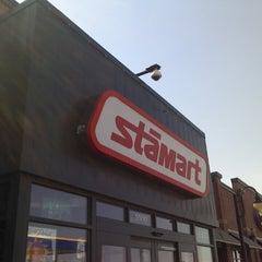 Photo taken at Stamart by Jonathan H. on 8/21/2013