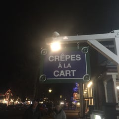 Photo taken at Crepes a la Cart by Berny on 4/3/2016