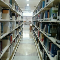 Photo taken at IIUM Darul Hikmah Library by aDiBhuLaiMi ™. on 6/18/2013