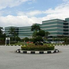 Photo taken at Perodua HQ Rawang by Eric Toh C. on 1/9/2014