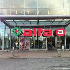 Photo taken at Alfa by B.W on 10/12/2012