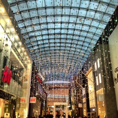 Photo taken at Yorkdale Shopping Centre by Addy B. on 12/12/2012