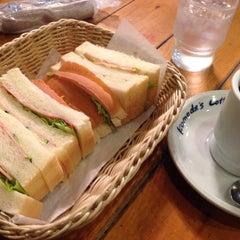 Photo taken at コメダ珈琲店 八田店 by neko-oyabin on 6/18/2014