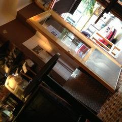Photo taken at Mellqvist Kaffebar by Grace F. on 7/10/2013