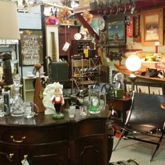 Photo taken at Five Forks Antique Mall by The Blooming Diva (. on 8/12/2014