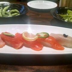 Photo taken at Naomi Sushi by Pete G. on 9/22/2014
