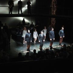 Photo taken at August Wilson Theatre by Chris R. on 3/2/2013