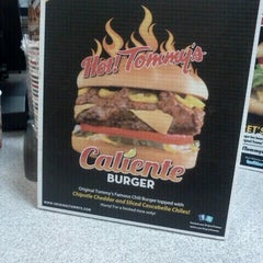 Photo taken at Original Tommy's Hamburgers by tommy L. on 1/19/2013