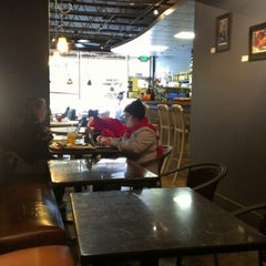 Photo taken at Crestwood Coffee Co. by Robert Lee W. on 10/27/2012