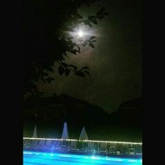 Photo taken at Elysium Park by Zeynep Özde G. on 9/6/2015