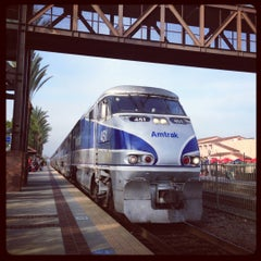 Photo taken at Metrolink Fullerton Station by Vonessa L. on 11/22/2012