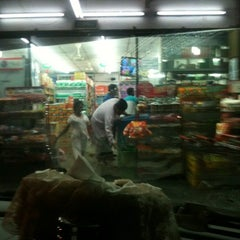Photo taken at Pasar Mini Mesra M. Ali Sdn Bhd by Mohd A. on 10/20/2012