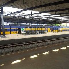 Photo taken at Station Schiedam Centrum by Petka K. on 8/18/2013