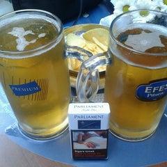 Photo taken at Crash Borsa Bar by Onur E. on 10/26/2012