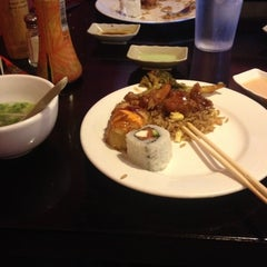 Photo taken at My Bento Asian Diner by Trey R. on 10/13/2012