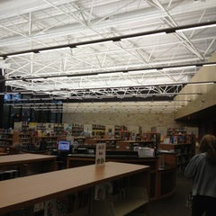 Photo taken at Julia Yates Semmes Branch Library by Antonio G. on 10/26/2012