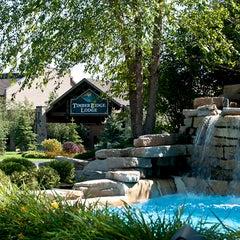 Photo taken at Timber Ridge Lodge & Waterpark by Timber Ridge Lodge & Waterpark on 2/4/2015