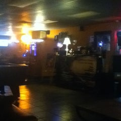 Photo taken at Blaze Hookah Lounge by Grant M. on 10/14/2012