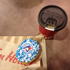 Photo taken at Tim Hortons by Zharls F. on 8/19/2015