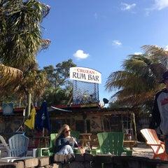Photo taken at Cruzan Rum Bar by Marissa W. on 3/3/2013