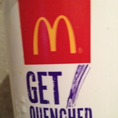 Photo taken at McDonald's by Adrians M. on 10/14/2012