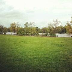 Photo taken at Alum Creek Park by Abdullah A. on 5/9/2014