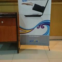 Photo taken at KPPN Makassar I by tenri shayna on 2/12/2014
