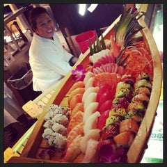 Photo taken at Aja Restaurant & Bar by Ryan H. on 1/10/2013