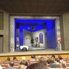 Photo taken at Театр юного зрителя by Соня П. on 2/10/2013
