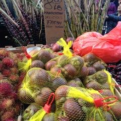 Photo taken at Fruit Cart by amanda b. on 1/19/2013