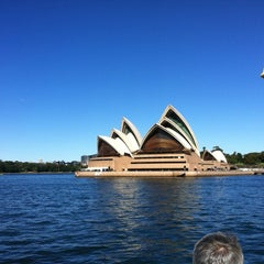 Photo taken at Sydney Opera House by Arek O. on 5/25/2013