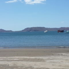 Photo taken at Club De Playa Hotel & Villas Nacazcol Playa Panamá by Deniece S. on 3/21/2014