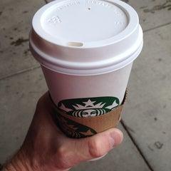 Photo taken at Starbucks by Radam B. on 4/27/2014