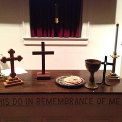 Photo taken at Central United Methodist Church by Taylor L. on 11/22/2013