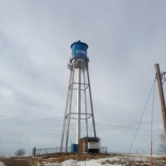 Photo taken at Stanley, ND by Ryan on 12/2/2012
