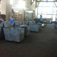 Photo taken at Leon County Library - Eastside Branch by Rayne G. on 10/26/2012