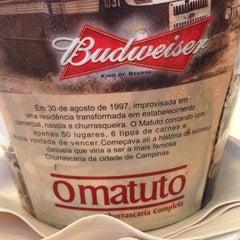 Photo taken at O Matuto by Deia M. on 8/16/2015