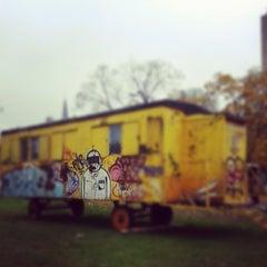 Photo taken at Парковка by Dmitriy Y. on 10/23/2012