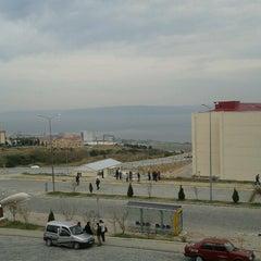 Photo taken at ÇOMÜ MMF Kantin by Emre C. on 11/20/2012