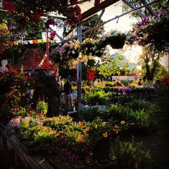 Photo taken at Pablos Garden Center by Xuan V. on 6/22/2013