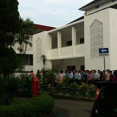Photo taken at Balai Kota Bogor by Ell' D. on 5/10/2014