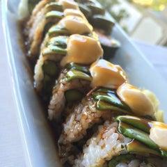 Photo taken at Sushi Siam Key Biscayne by Sama S. on 8/27/2014