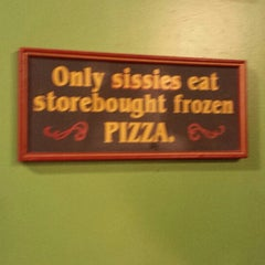 Photo taken at Johnny's New York Style Pizza by John F. on 12/1/2013