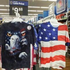 Photo taken at Walmart Supercenter by John F. on 6/23/2014